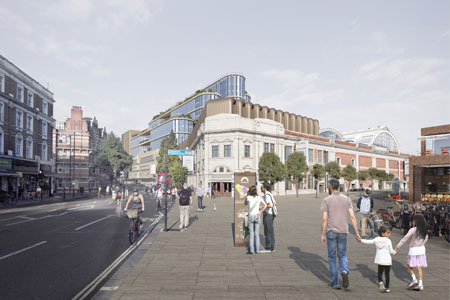 Olympia London Masterplan