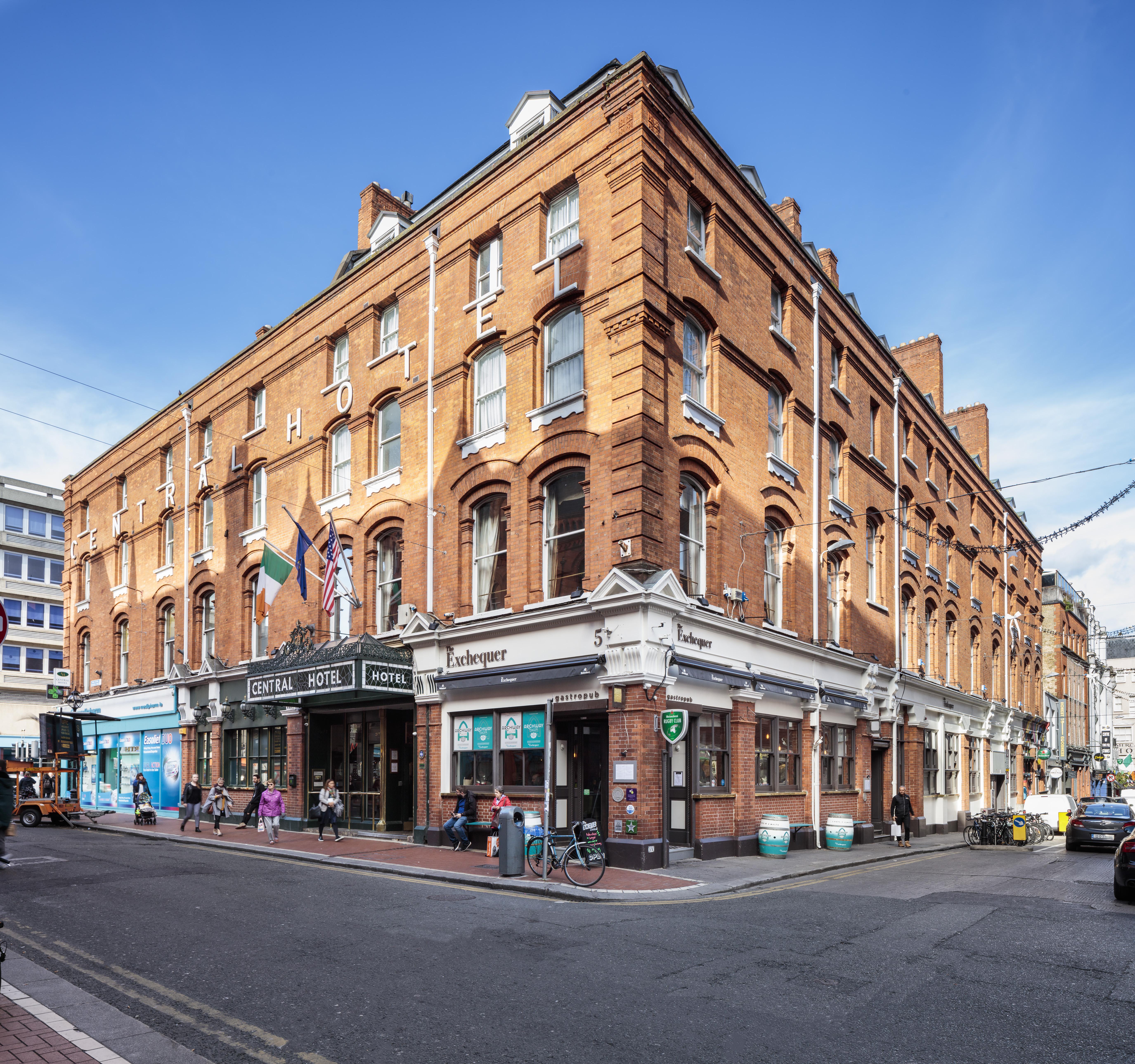 Central Hotel, Dublin Deutsche Finance International Property Investment