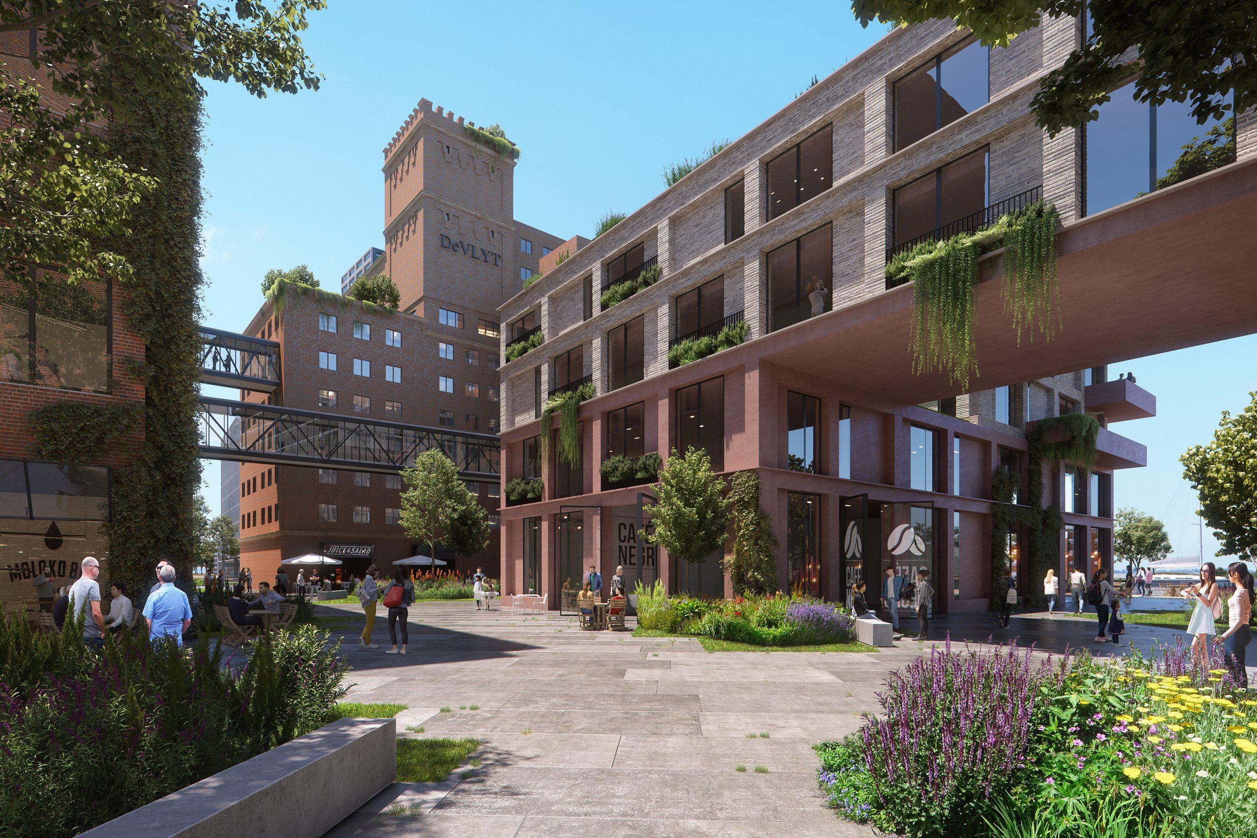 Dutch Residential Programme - The Randstad, Netherlands