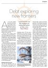 PERE – Debt exploring new frontiers